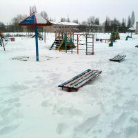 Детская площадка, Краснодон