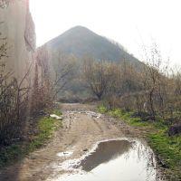 Вид на террикон с 2бис, Краснодон