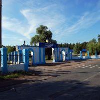 спорт лагерь, Кременная