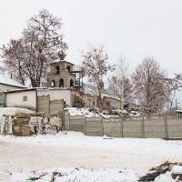 Православная церковь гор.Кременная, Кременная