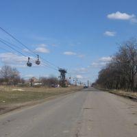 Фуникулер в Лисичанске-будущая сода, Лисичанск
