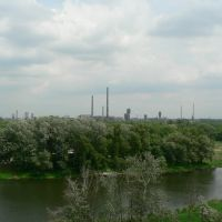 Вид на Север, Лисичанск