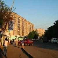 Вид на 102й дом, Лисичанск