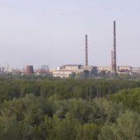 panorama of Severodonetsk, Лисичанск