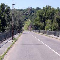 Лисичанский мост, Лисичанск