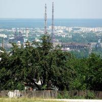 Северодонецк из  Лисичанска, Лисичанск