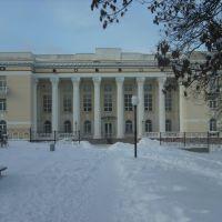 Декабрь 2012, Лисичанск