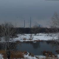 Трубы Азота, Лисичанск