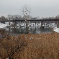 Донец в декабре, Лисичанск