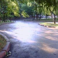 after rain, Луганск