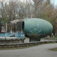 Старая часть Луганска. An old part of Lugansk., Луганск
