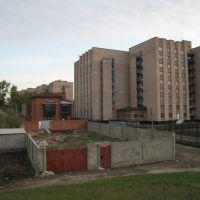 Хозяин. An owner., Луганск