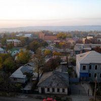 Старый центр города. The old downtown., Луганск