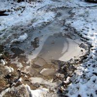 Лёгкие заморозки. Light frost., Луганск