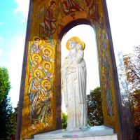 Luhans`k, the Commemorative Monument to Our Most Holy Lady Theotokos and Ever-Virgin Mary, Луганск