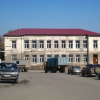 Старая часть города. Old Part of the city., Луганск