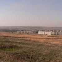 Вид на Лутугино, Лутугино