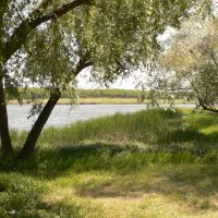 Лутугинское водохранилище, Лутугино