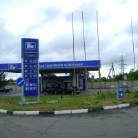 АЗС ТНК, Лутугино