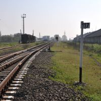 117 км   Северск-Лихая, Лутугино