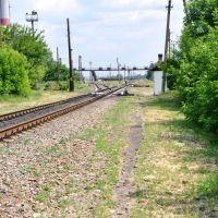 116 км   Северск-Лихая, Лутугино