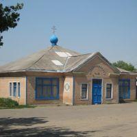 храм - сельпо, Марковка