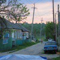 переулок Почтовый, Марковка