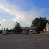 Автовокзал, Марковка
