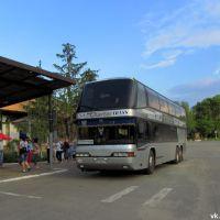Московский автобус, Марковка