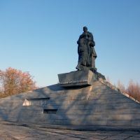 """Меловое. Мемориал """"Украина-Освободителям"""", Меловое"""