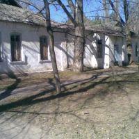 старая поликлиника, Новоайдар