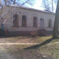 больница, старая стоматология, Новоайдар