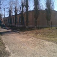 больница, инфекционное отделение, Новоайдар