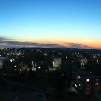 Ночной Первомайск, Первомайск