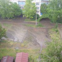 Summer rainfall, Первомайск