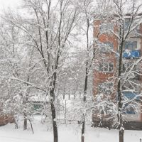 месяц март..., Первомайск