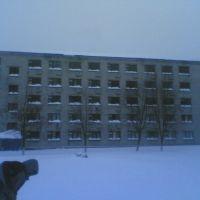 Общежитие в 74 училище., Первомайск