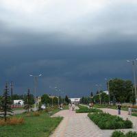 Грозовое небо, Первомайск