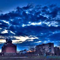 Детская Площадка в районе аллеи, Первомайск
