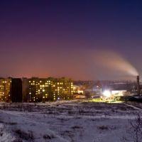 ул.Ленина,вид с терекона, Первомайск