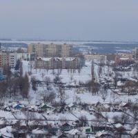 Первомайск с высоты  птичьего полета, Первомайск