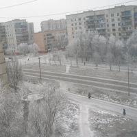 зима, Первомайск
