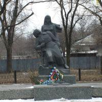Памятник павшим воинам (площадь победы), Первомайск