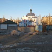 Церковь на Горняцком, Перевальск