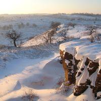 Зима, Перевальск
