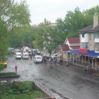 Черниговский, Ровеньки