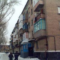 82 дом мкр. Черниговский, Ровеньки