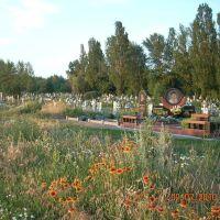 Городское кладбище, Ровеньки