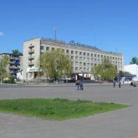 гостиница Советская, Рубежное