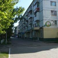 улица, Рубежное